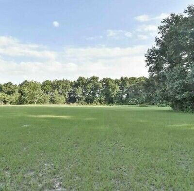 11- Acres of Farm Land 20 Miles From Gainesville Florida 33000 Evaluation