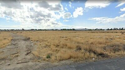 12 Acre Residential City Lot Bakersfield California 113 Miles to Los Angeles