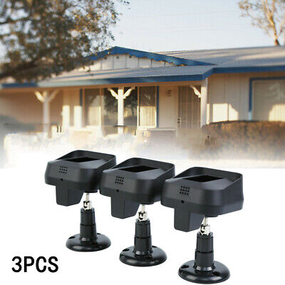 3PCS Wall Mount Stand-Cover Bracket for Blink XT Home Security Camera System