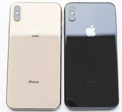 Apple iPhone XS MAX - 64GB - 256GB LTE GSM Smartphone - UNLOCKED or AT-T