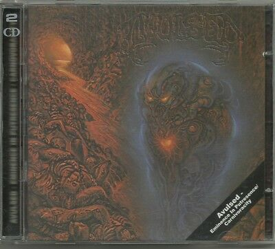 AVULSED (Spa) : EMINENCE IN PUTRESCENCE Double CD BLACKEND RECORDS 2004 PRESS !