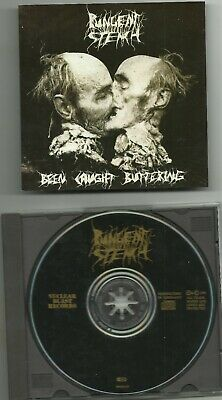 PUNGENT STENCH (Austria) : BEEN CAUGHT BUTTERING CD 1991 NUCLEAR BLAST ORG 1ST