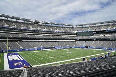 4SEATS TOGETHERNY Giants 2021 Season Tickets - 1 PARKING PASS221A MEZZ