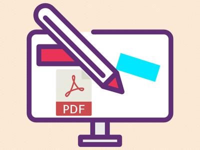 Portable PDF Editor - Convert Edit Text Objects Forms and Images in PDF Files