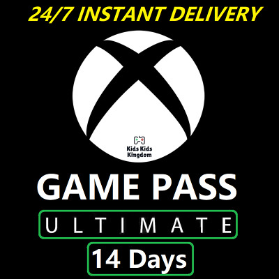Xbox LIVE 14 Day GOLD - 14 day Game Pass XBOX GAME PASS ULTIMATE Fast Delivery