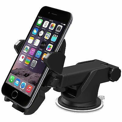 iOttie HLCRIO121 Easy One Touch 2 Universal Car Mount – Black