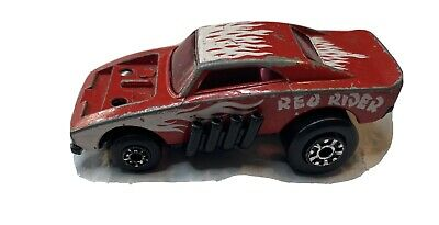 Matchbox Toys L  Red Rider No 1972 Red Made in China