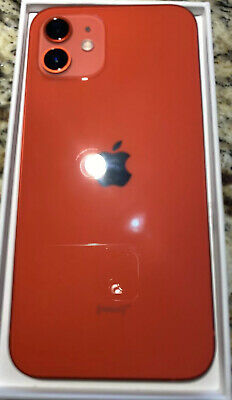 Apple iPhone 12 PRODUCT RED - 128GB UNLOCKED