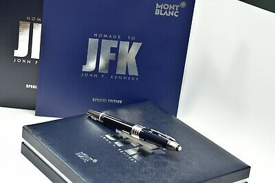 Montblanc John f-Kennedy Special Edition Fountain Pen