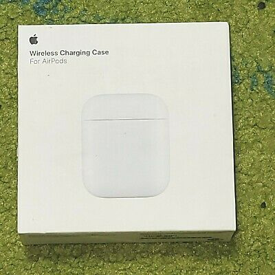 AUTHENTIC Apple AirPods OEM WIRELESS CHARGING CASE Replacement Case A1938