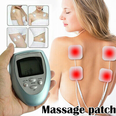 Electric Pain Relief Electrotherapy Machine Muscle Stimulater Therapy Shock Tens
