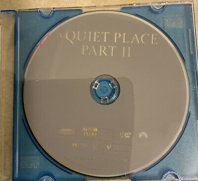 QUIET PLACE 2 DVD DISC ONLY