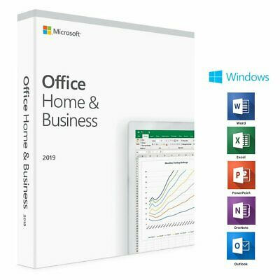 Microsoft Office 2019 Home and Business Package Activation Key for 1 Windows PC