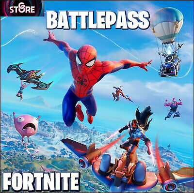 Fortnite BattlePass - PC PS4 PS5 XBOX SWITCH