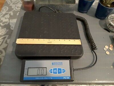 Salter Brecknell Mailing Package Shipping Scales - PS 150 -150LB MAX
