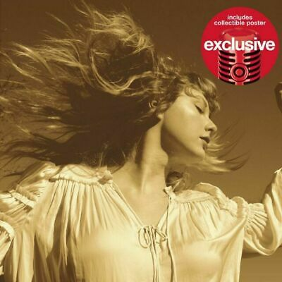 Fearless by Taylor Swift CD 2021 Republic Records