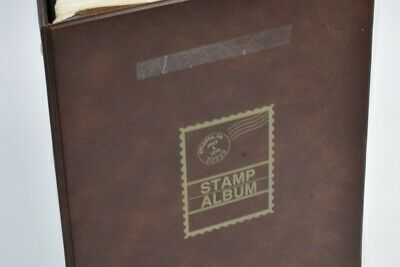 Mayfairstamps World Collection of 7875 Stamps in Large Citation Album A-C