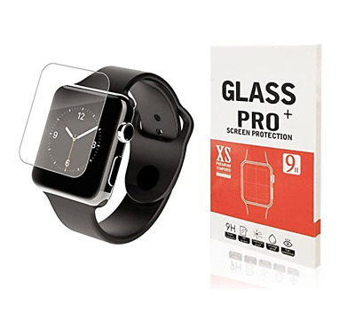 Glass Pro- 38mm Iwatch Screen Protector XS Premium ClearTempered Glass 9H 2 Pack