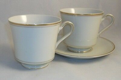 Mikasa TROUSDALE 2 Cups - 1 Saucer L2801 GREAT CONDITION