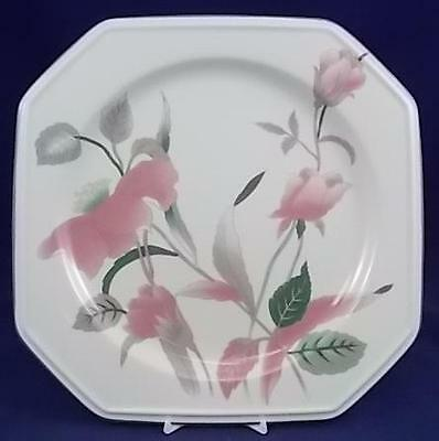 Mikasa SILK FLOWERS Dinner Plate GOOD CONDITION - previously owned light use