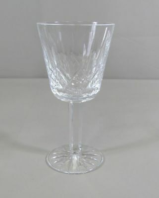 Waterford Crystal LISMORE Claret Wine Glasses