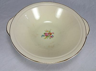 Vintage Paden City Pottery Serving Bowl Made in USA