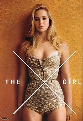 JENNIFER LAWRENCE Poster F Various Sizes