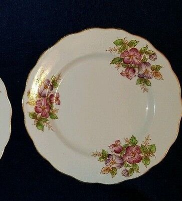 Salad Plate in Mayfair by Colclough China 6631 London England