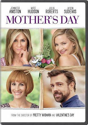 MOTHERS DAY DVD - SINGLE DISC EDITION - NEW UNOPENED - JENNIFER ANISTON