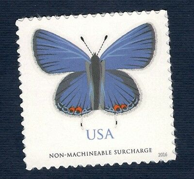 5136 Eastern Tailed Blue Butterfly US Single Mintnh FREE SHIPPING