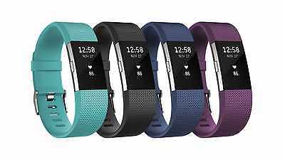 NEW Fitbit Charge 2 Heart Rate - Fitness Wristband