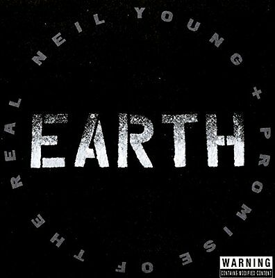 NEW - Earth 2CD by Neil Young - Promise of the Real