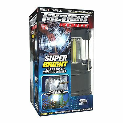 Bell - Howell Ultra Bright Portable Outdoor LED Taclight Lantern As Seen on TV