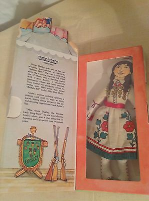 Hallmark Famous American Series Collector Doll From The 70's Set Of 4