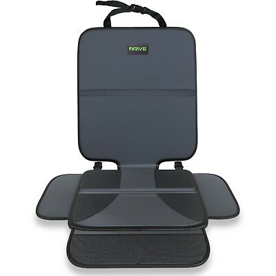 NEW Car Seat Protector 2017 Deluxe Model by Drive™ Auto Products Thick Pad Mat