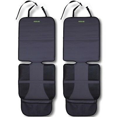 NEW Car Seat Protector 2-Pack by Drive Auto Products - Best for Child Seat Pad