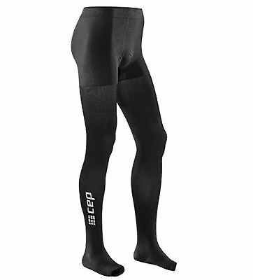 CEP Recovery- Pro Tights Compression Mens Size 3 Black New