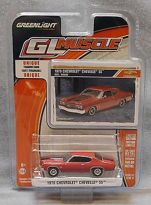 Greenlight 1970 Chevrolet Chevelle SS - GL Muscle - Series 17