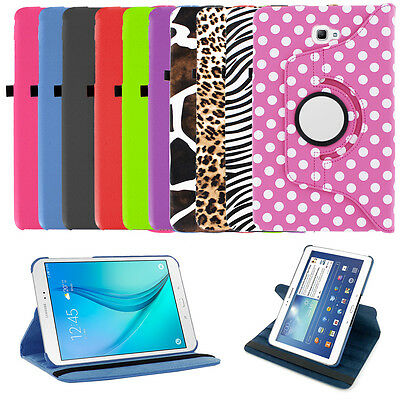 Premium Folding PU Leather Case Cover For Samsung Galaxy TAB A 7-0 8-0 9-6 10-1