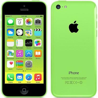 Apple iPhone 5C - 16GB - White - Factory Unlocked AT-T  T-Mobile Smartphone