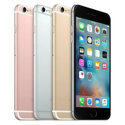 Apple iPhone 6S - 16GB 64GB 128GB - Gray Rose Gold Silver - Factory Unlocked