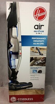 LAST ONE New Hoover Air Cordless Lift Bagless Upright Vacuum BH51120PC