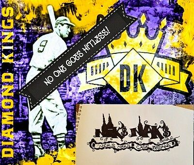 CHICAGO CUBS 2017 DIAMOND KINGS BASEBALL 12 CASE 6BOX LIVE BREAK 3