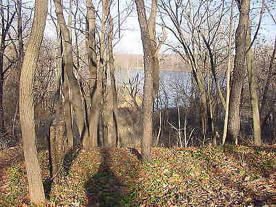 3-2 acre building lot overlooking Hudson River with hiking trails - upstate NY
