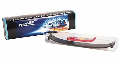 Back to the Future 18 Scale Hoverboard with 8 Half Pipe Base