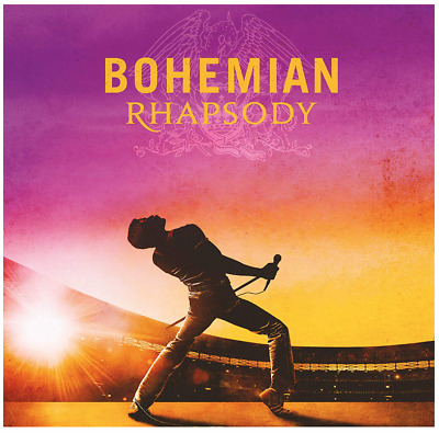 Bohemian Rhapsody Soundtrack CD • NEW • Queen Best of Greatest Hits