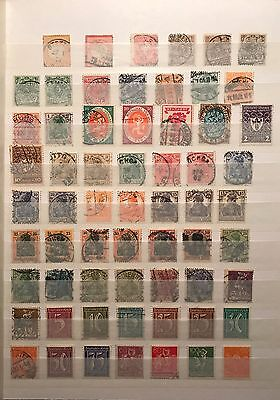 Old to Vintage German Stamp Collection plus More - MintMHUsed