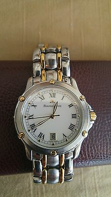 MAURICE LACROIX Tiago 18K GoldStainless Steel 36mm Mens Watch