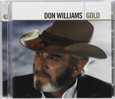 Don Williams - Anthology 2-CD set • NEW • Best of Greatest Hits Gold
