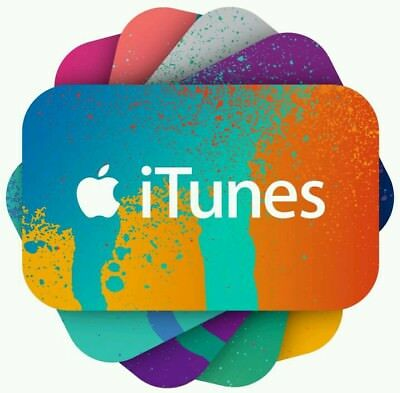 Itunes 5 gift card